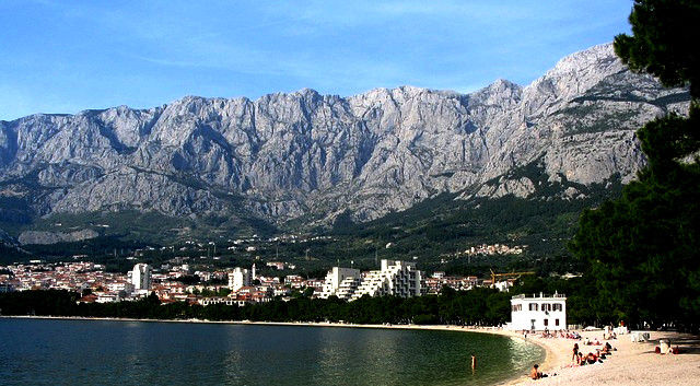 apartmaji Makarska