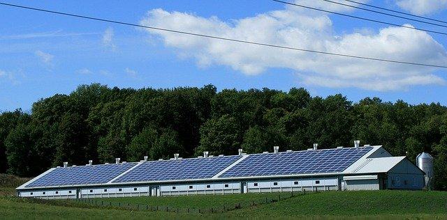 sončna elektrarna